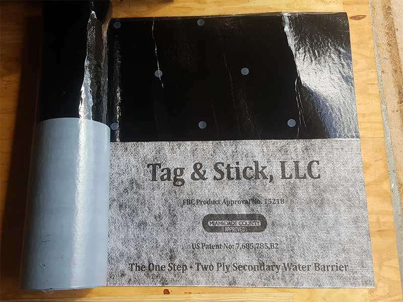 Tag & Stick MTP (Modified two ply)