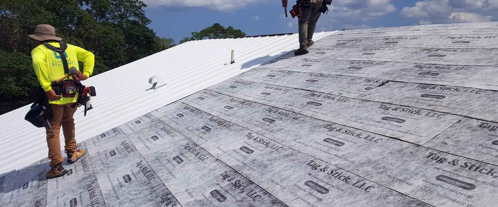 tag-stick-metal-roof-installation